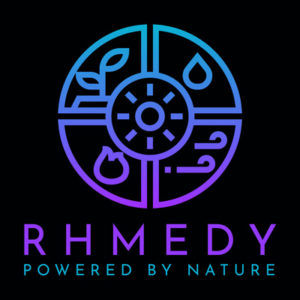RHMEDY Logo Full Black