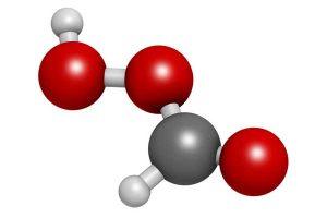 H202 Molecule