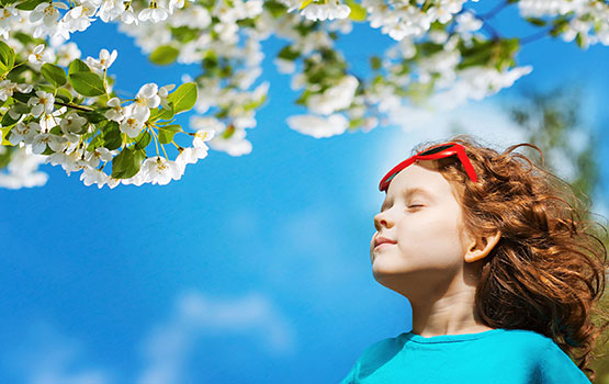 Healthy Nose Protects Against Covid